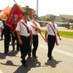 Boże Ciało 2014 r. Uczestnicy procesji (1)