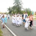 Boże Ciało 2014 r. Uczestnicy procesji (5)