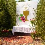 Boże Ciało 2014. Ołtarz IV Polesie i Bąkowiec