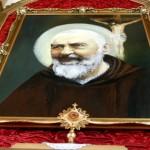 G007 - Obraz i relikwie św. Ojca Pio